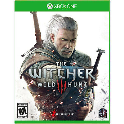 The Witcher III: Wild Hunt Xbox One [Brand New]