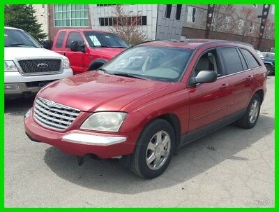 Chrysler Pacifica Touring 2006 Touring No Reserve Used 3.5L V6 24V Automatic AWD SUV Premium