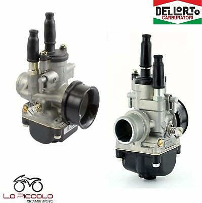 02632 Carburatore Dell'orto Phbg 21 Ds Aria Manuale Mbk Booster Spirit Bw's Jog