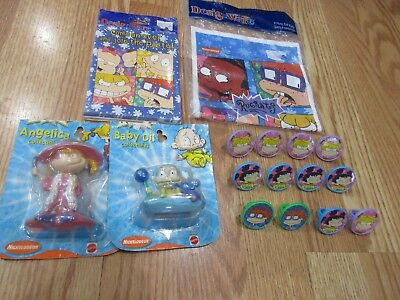Rugrats Party Set 23 Rugrats Party Supplies Tablecover Plates