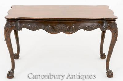 Chippendale Coffee Table in Mahogany