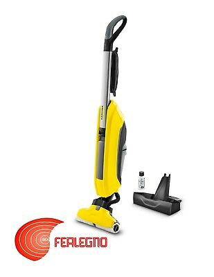 Scrubber Lava And Dryer Floors Floor Cleaner + Collector Dirt Fc 5 Karcher