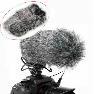Blend Fur Microphone Windscreen Mic Protector Cover TAKSTAR SGC-598 Nonsha NA-Q7