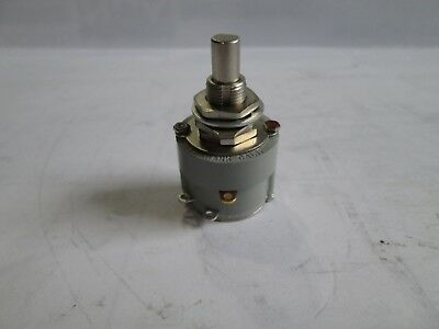 Janco Switch, Rotary P/N A45-1-1B3S NOS