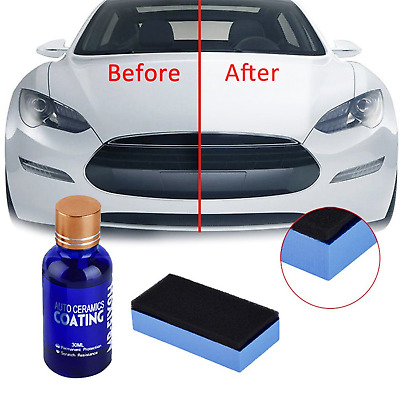 Advanced Scratch Resistant Ceramic Treatment ( this is good Quality )