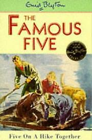 Famous Five: 10: Five On A Hike Together, Blyton, Enid, New Book