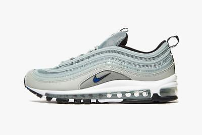 Nike Air Max 97 Pumice Racer Blue Silver Bullet Brand New Uk Sizes 7 8 9