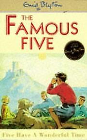 Famous Five: 11: Five Have A Wonderful Time, Blyton, Enid, New Book