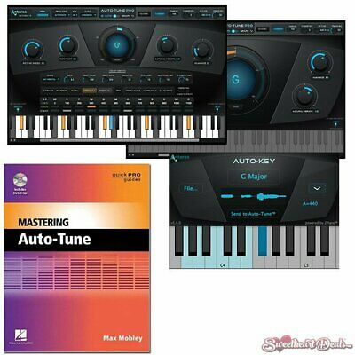 Antares Auto Tune Pro - Native Pitch Correction - Audio Editing Software Plugin