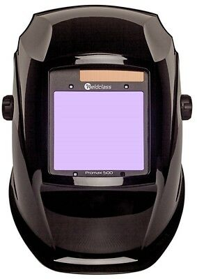 Welding Helmet Clear Lens Pack (Inner & Outer) to Suit Weldclass Promax 500