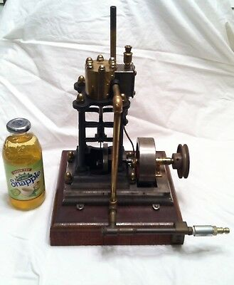 *** Last Time Being Listed *** Antique Steam Engine