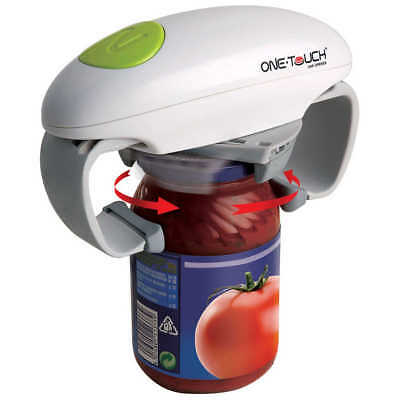 One Touch Automatic Electric Jar Opener