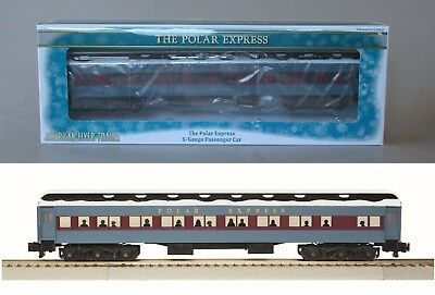 American Flyer 6-48018 Polar Express Add-on Passenger Coach by Lionel