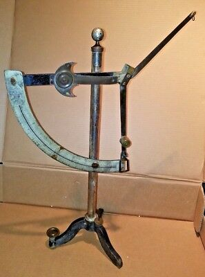 Rare ANTIQUE ALFRED SUTER TEXTILE ENGINEER SCALE in Grains