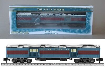 American Flyer 6-49973 Polar Express Baggage Car by Lionel