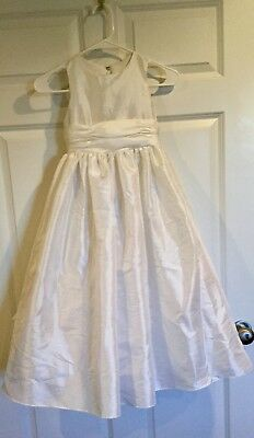 881cfb5880 Sweet Beginnings Formal Dress White Size 6 Flower Girl First Communion