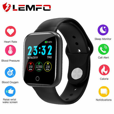 LEMFO LF23 Smart Watch Waterproof Sport Fitness Bracelet Tracker For Android iOS