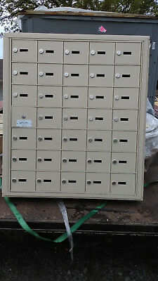 Salsbury Cell Phone Lockers- 35 doors