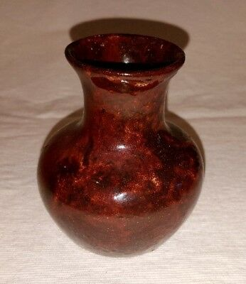 Disabled Soldiers Pottery 1921-1924 Tiny Posy Vase H.9cm Australian Pottery