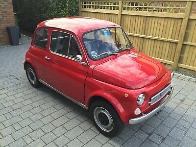 Fiat 500 Francis Lombardi 1969 This Fiat 500 Now Sold