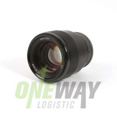 NEW Sony FE 85mm f/1.8 Lens (SEL85F18)