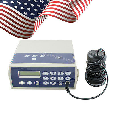 USA Professional Ionic Detox Foot Bath&Spa Chi Cleanse Machine Health Care