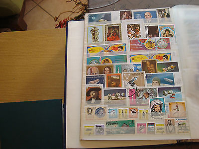 MIDDLE EAST - 38 stamps canceled (all state) stamp