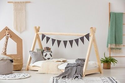 Children Bed House teepee Bed Kids Beds 12 Dimension TP