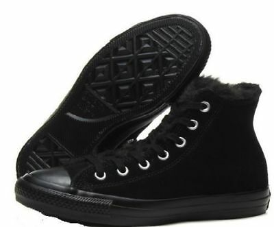 Converse Chuck Taylor All Star Hi Tops Mens Womens Unisex Canvas Trainer Size 4