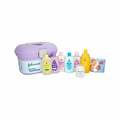Johnsons Baby Skincaring Essentials Box 8 per pack