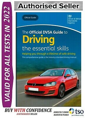 The Official DVSA Guide To Driving (7TH IMPRESSION 2019): The Essential Skills