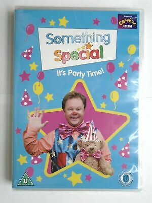 Something Special - It's Party Time - DVD  NEW & SEALED  A8/B8