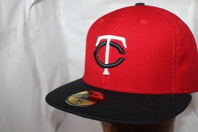 newest 86898 b32b4 Minnesota Twins New Era Authentic Collection 59Fifty,Cap,Hat   34.99 NEW