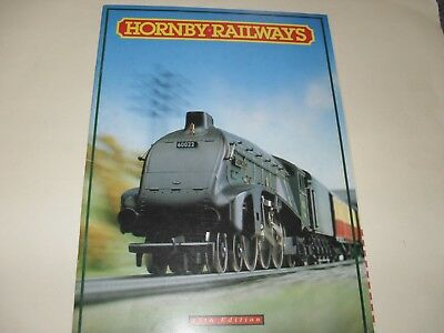 hornby r280 catalouge edition 35 1989 68 pages