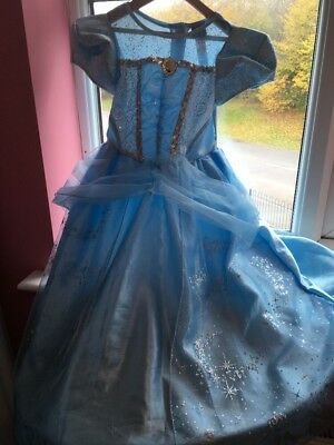 Cinderella Costume 7-8 Years From George