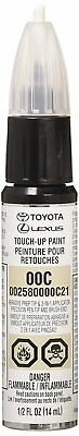 Genuine Toyota 00258-0000C-21 Clear Coat Touch-Up Paint Pen .44 fl oz New USA