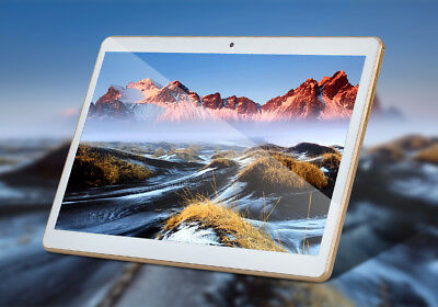 NEW CVAIA-104185 3G ANDROID TABLET WITH 10.1-INCH DISPLAY, QUAD-CORE CPU, A.g.