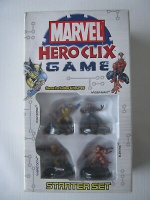 Marvel Heroclix Universe Game Starter Set 2004