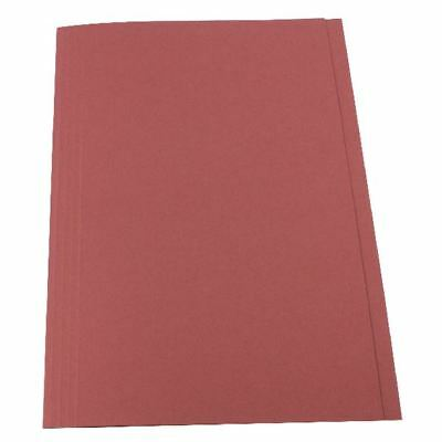 Guildhall Pink Square Cut Folder (Pack of 100) FS315-PNKZ [GH14096]