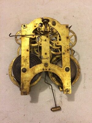 Ansonia  Mantle Clock Movement
