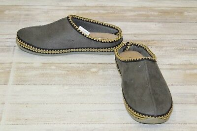 18850bb94d3 DEER STAGS SLIPPEROOZ Slippers-Men s size 7 M Grey -  18.20