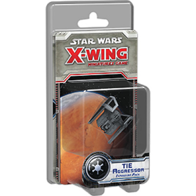 Star Wars: X-Wing Miniatures Game Tie Aggressor Expansion Pack