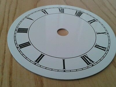 Clock Dial 94mm Roman Enam