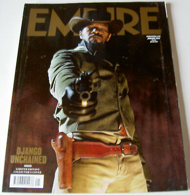 Empire Magazine Issue 283 Jan 2013 - Django Unchained - Subscriber Only Cover
