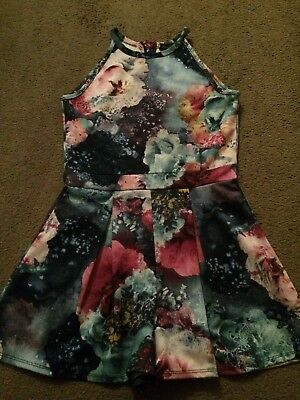 Girls Playsuit Aged 12-13