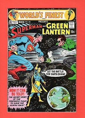World's Finest  #201 - Neal Adams cover  -- --  VF  cond.