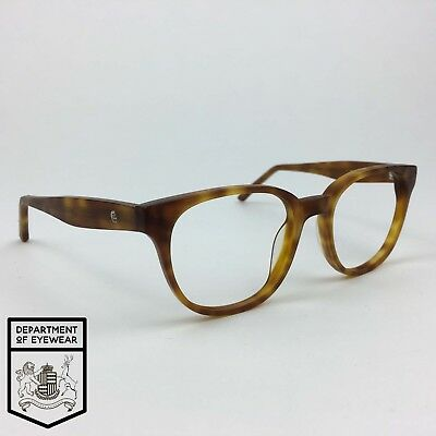 CHEAP MONDAY eyeglass MATT LIGHT TORTOISE Authentic. MOD 30471139 THIRSTY MONDAY