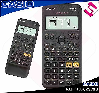 Calculatrice Casio Fx-82Spxii École Secondaire De L'Université