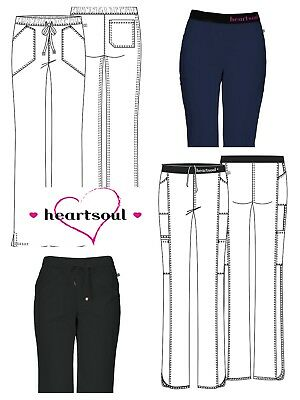 HeartSoul Drawn to You Scrub Pant 20102A or/and 20101A Pick your style & color