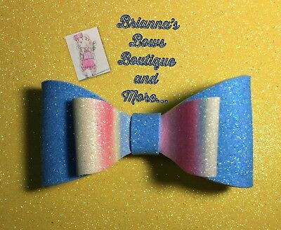 """Super cute Girl/'s 2 PC Hand Made 2/"""" Hair Bow Set ~ Fast FREE Shipping #H22"""